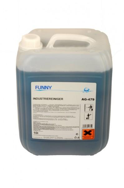Industriereiniger - 10 Liter Kanister