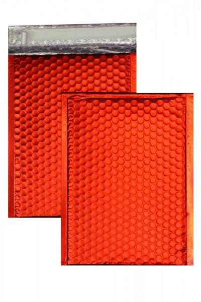 Luftpolstertaschen rot matt 250 x 334 mm DIN A4 - 10 Stück