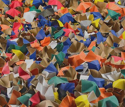 "farbiges Papierfüllmaterial ""Decofill"" - 120l"