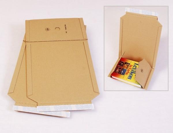 MW364 Buchverpackungen - 330*270*20-75 mm