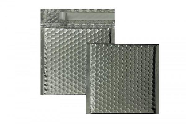 Luftpolstertaschen silber matt 170 x 185 mm - 10 Stück