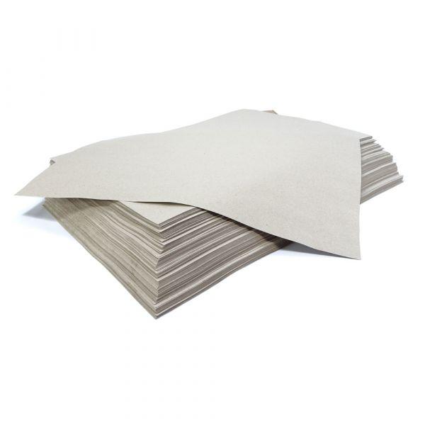 PACKSEIDE - Schrenzpapier GRAU 75 X 100 cm, 25kg