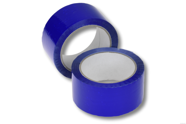 Klebeband 50 mm x 66 lfm. - PP blau | VE 36 Stück