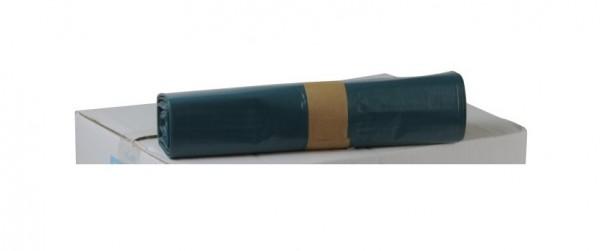 LDPE Müllsäcke 575x1000, blau - 250 Stück