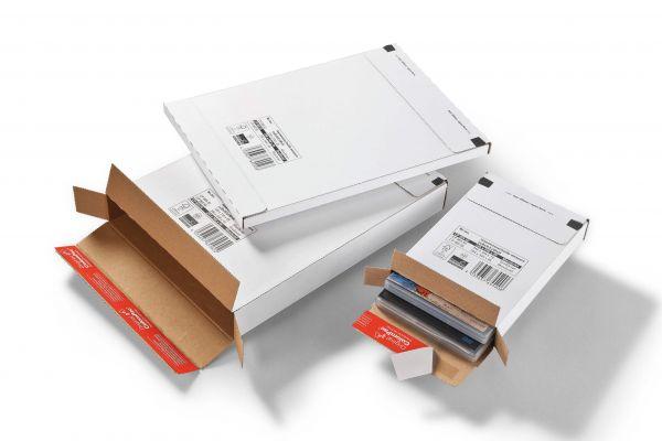 353 x 250 x 20 mm Außenmaß - CP065.55 Kurierpaket / Großbrief