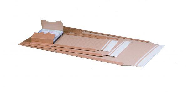 Universalverpackung DIN B5 - 274x185x-80 mm