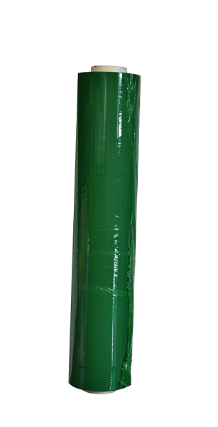 Handstretchfolie 23 µ - Breite 500 mm - ca. 260 lfm. grün